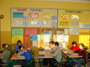 Czytaj więcej: Zajęcia w klasie III